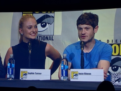 Game of Thrones! How can they sit together?!